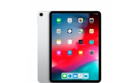 Планшет Apple iPad Pro 11 2018 Wi-Fi 256 GB White (MTXN2)